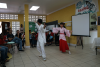 Chinese culture activity of local secondary school